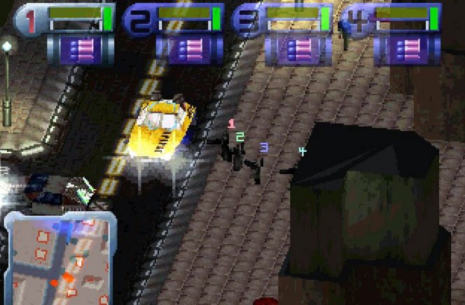 Syndicate Wars PS1 videogame