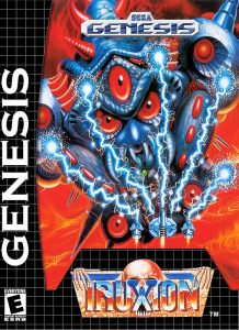 Truxton - Sega Mega Drive trucchi e codici