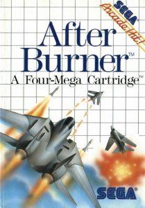 After Burner - Sega Master System trucchi e codici