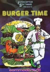 Burger Time Commodore 64