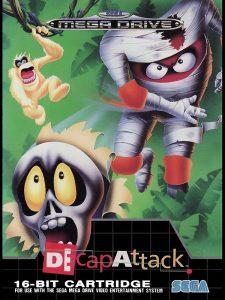 Decap Attack - Sega Mega Drive trucchi e codici