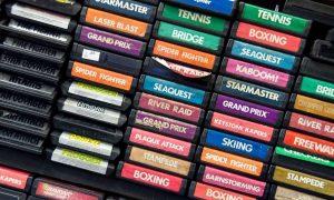 Giochi Atari 2600 anni Ottanta