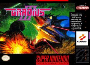 Gradius III - SNES trucchi e codici