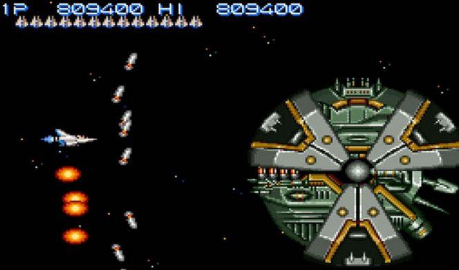 Gradius III - SNES trucchi e codici videogame