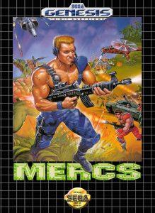 Mercs - Sega Mega Drive trucchi e codici