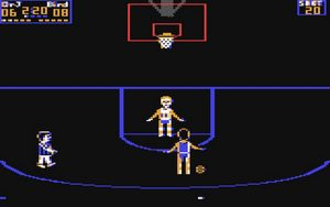 ONE on ONE - Electronic Arts (1983) 2
