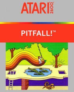Pitfall! - Atari 2600 trucchi e codici