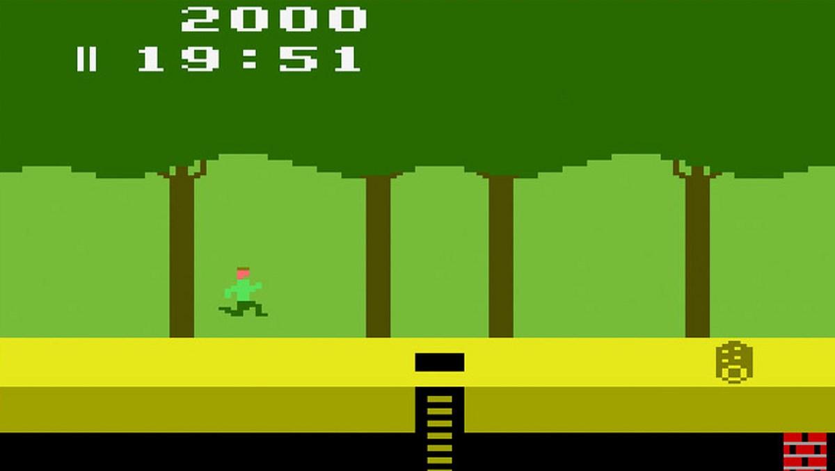 Pitfall! - Atari 2600 trucchi e codici videogame