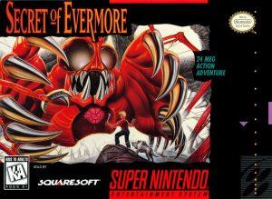 Secret of Evermore - SNES trucchi e codici