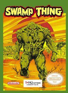 Swamp Thing - NES trucchi e codici