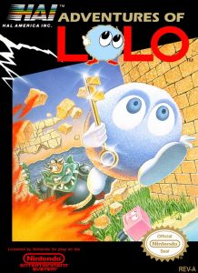 Adventures of Lolo - NES password e codici