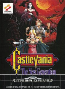 Castlevania Bloodlines - Sega Mega Drive password e codici