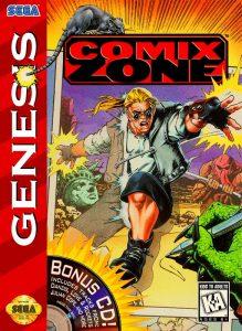 Comix Zone - Sega Mega Drive trucchi e codici