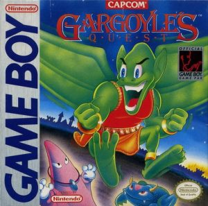 Gargoyle's Quest - Game Boy password e codici
