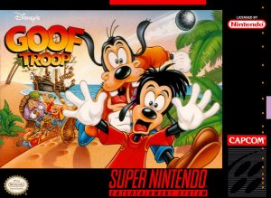 Goof Troop - SNES password e codici