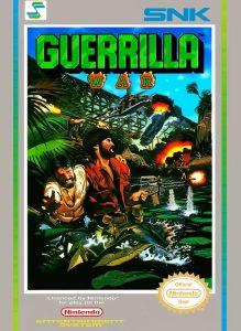 Guerrilla War - NES trucchi e codici
