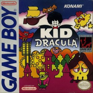Kid Dracula - Game Boy password e codici