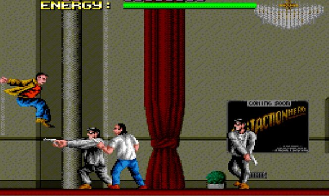 Last Action Hero SNES videogame