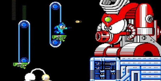 Mega Man 4 - NES password e codici videogame