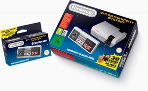 Nintendo Classic Mini, uscita 11 novembre 2016