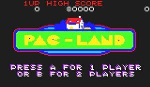 Pac-Land - Atari Lynx trucchi e codici