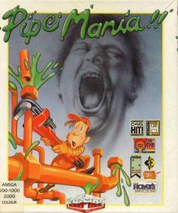 PipeMania - Amiga password e codici