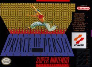 Prince of Persia - SNES trucchi e codici