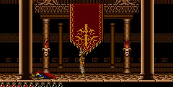Prince of Persia - SNES trucchi e codici videogame