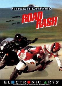 Road Rash - Sega Mega Drive password e codici