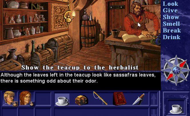 Shannara PC videogame