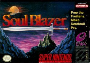 Soul Blazer - SNES trucchi e codici