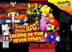 Super Mario RPG Legend of the Seven Stars - SNES trucchi e codici