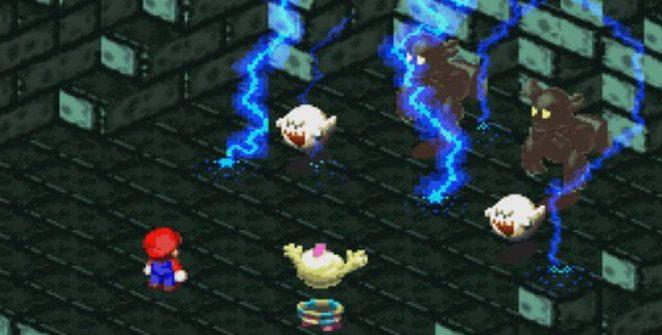 Super Mario RPG: Legend of the Seven Stars - SNES trucchi e codici videogame