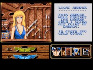 The Legend of Galahad - Sega Mega Drive password e codici