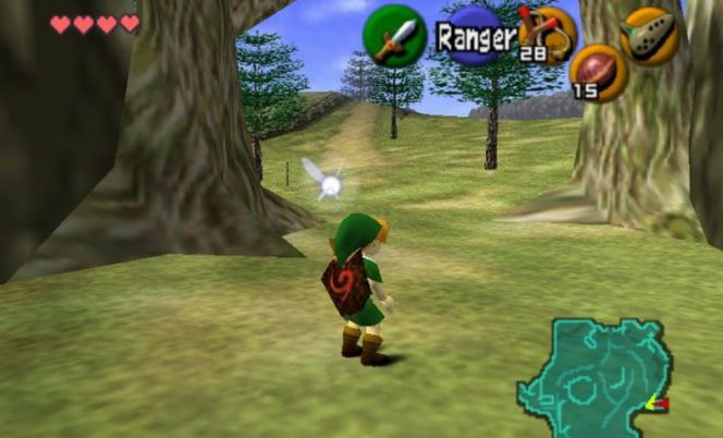 The Legend of Zelda: Ocarina of Time - Nintendo 64 trucchi e codici videogame
