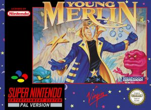 Young Merlin - SNES password e codici