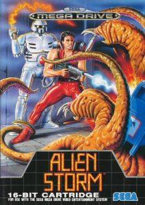 Alien Storm - Sega Mega Drive trucchi e codici