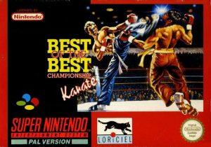 Best of the Best Championship Karate - SNES password e codici
