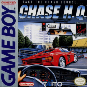 Chase H.Q. - Game Boy password e codici