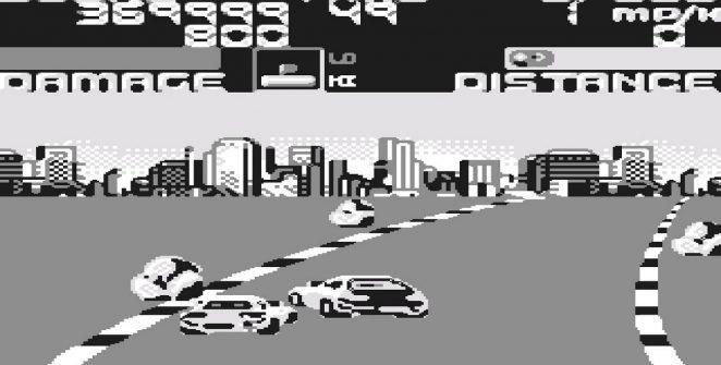 Chase H.Q. - Game Boy password e codici videogame