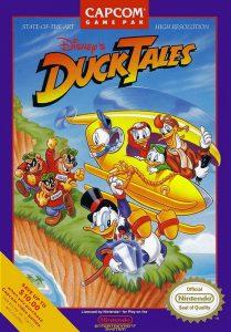 DuckTales - NES trucchi e codici