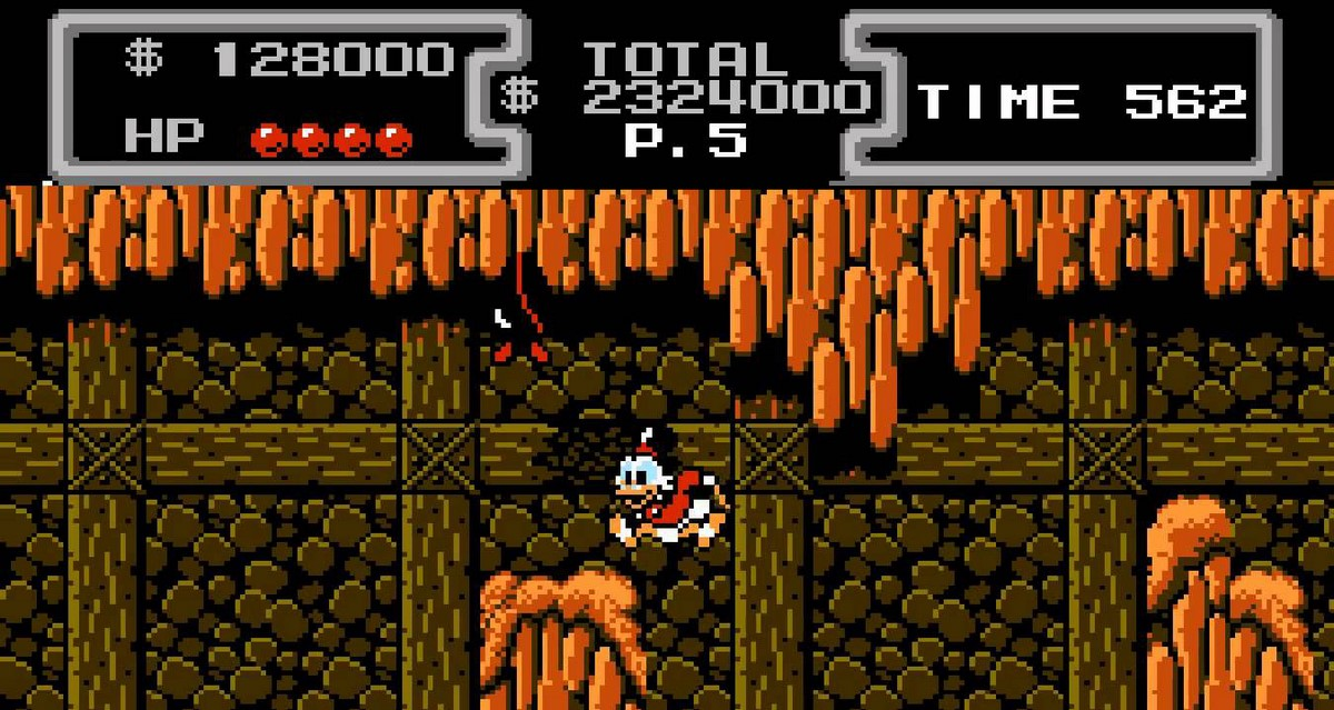 DuckTales - NES trucchi e codici videogame