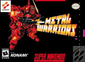 Metal Warriors - SNES trucchi e codici