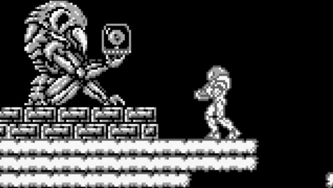 Metroid II Return of Samos - Game Boy trucchi e codici videogame