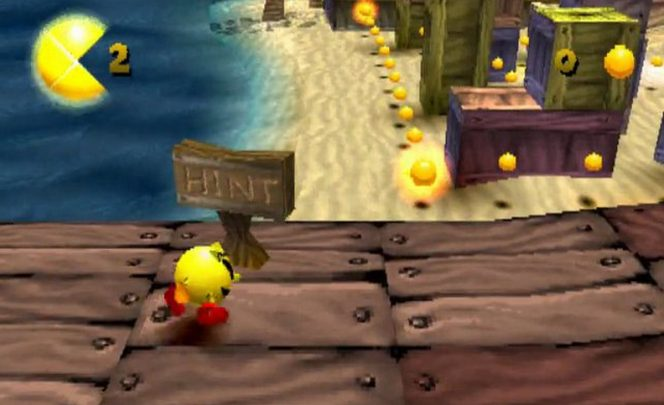 Pac-Man World - PS1 trucchi e codici videogame