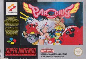 Parodius - SNES trucchi e codici