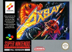 Axelay - SNES trucchi e codici