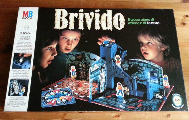 Brivido gioco da tavolo mb giochi - Domino gioco da tavolo ...