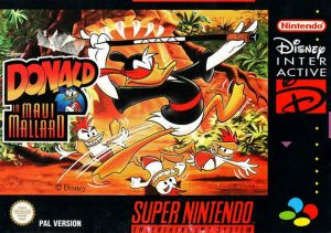 Donald in Maui Mallard - SNES password e codici