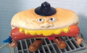 Food Fighters - Mattel Mean Wheener